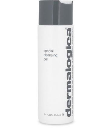 Special cleasing gel
