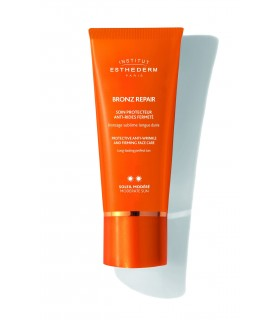 Bronz Repair Protector Solar Antiarrugas Esthederm Media