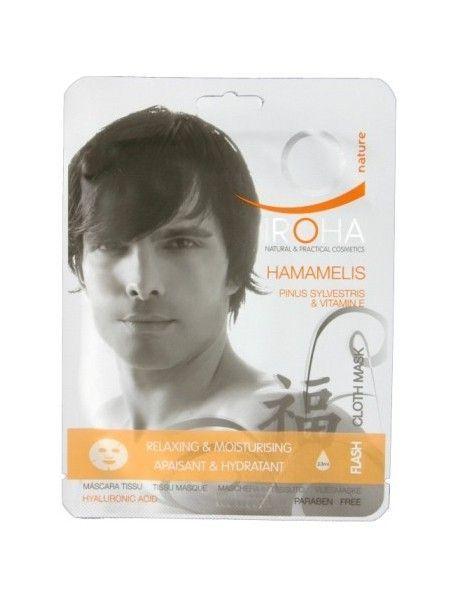 Mascarilla Intensiva - Extra hidratación - Hombre Iroha